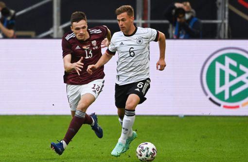 Warum Joshua Kimmich im deutschen Team die Chefrolle spielt