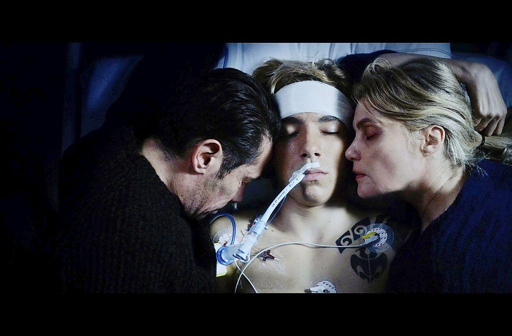 Eltern trauern um den Sohn Foto: Verleih