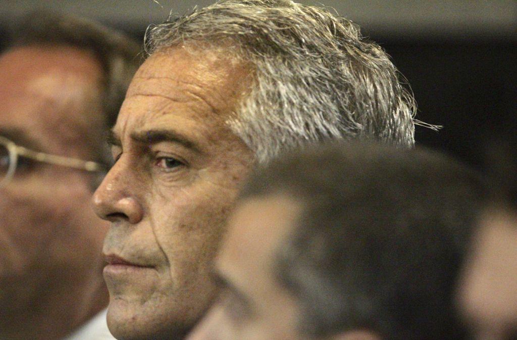 Die Staatsanwaltschaft erhebt schwere Vorwürfe gegen Jeffrey Epstein. Foto: dpa