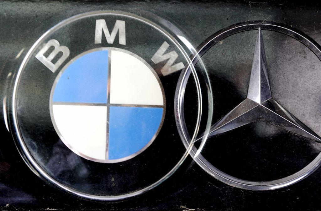 BMW und Daimler kooperieren bereits beim Kartendienst Here und legen ihre Carsharing-Dienste zusammen. Foto: dpa-Zentralbild