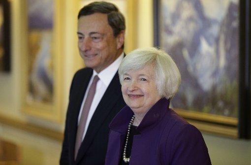 Die Notenbank muss sich auf härtere Zeiten einstellen