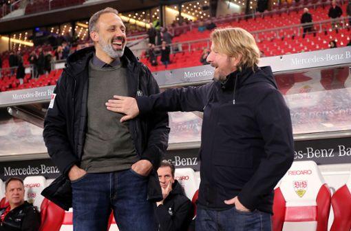 Warum der VfB ein zweites Mal mit Pellegrino Matarazzo verlängert