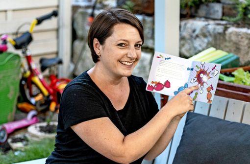 Bilderbuch erklärt Kindern den Coronavirus