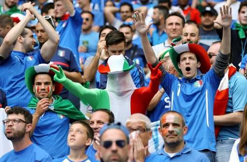 So lief der Tag eines italienischen Fans / Diario di un tifoso italiano