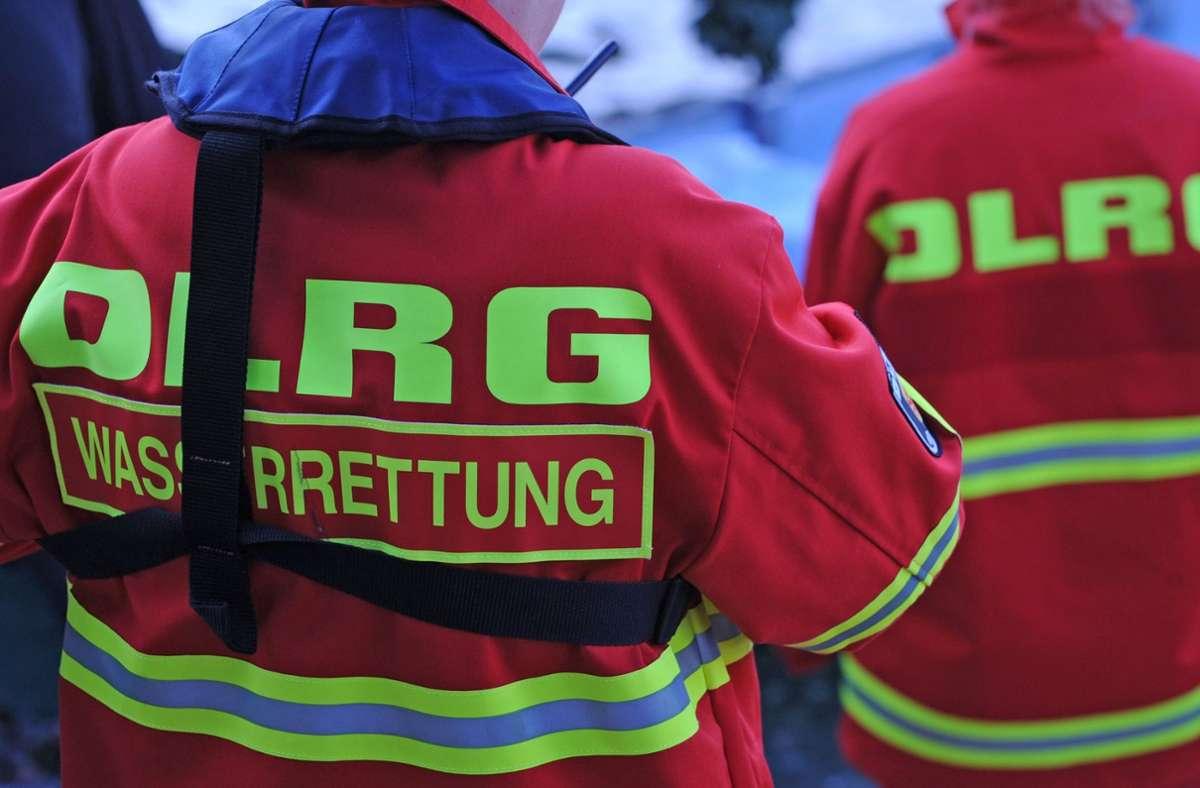 Bei einer Suchaktion in Ludwigsburg waren etliche Retter im Einsatz. Foto: dpa/Patrick Seeger