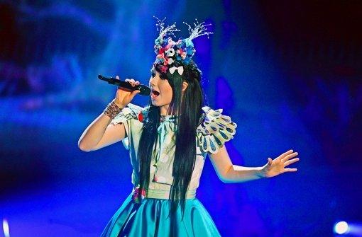"""Jamie-Lee Kriewitz ist vor allem als """"The Voice of Germany""""-Gewinnerin bekannt. Foto: dpa"""