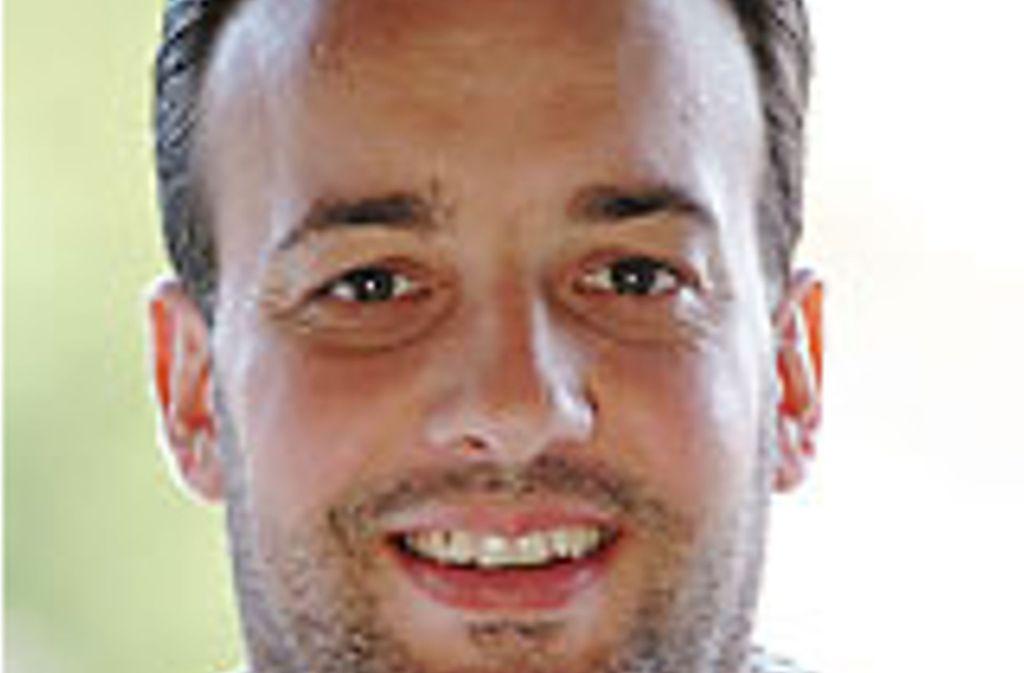 Stadtrat Frank Albrecht kritisiert die Tunnel-Idee des Oberbürgermeisters. Foto: privat