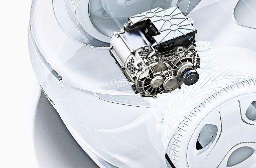 Bosch erfindet den E-Antrieb neu