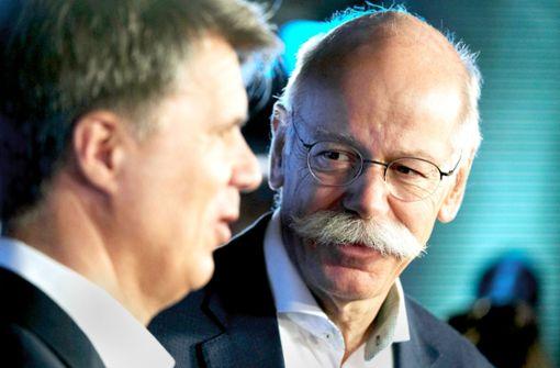 BMW und Daimler turteln immer heftiger