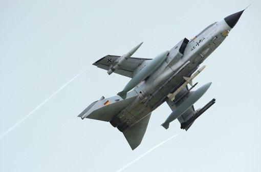 Bundeswehr-Tornado abgestürzt