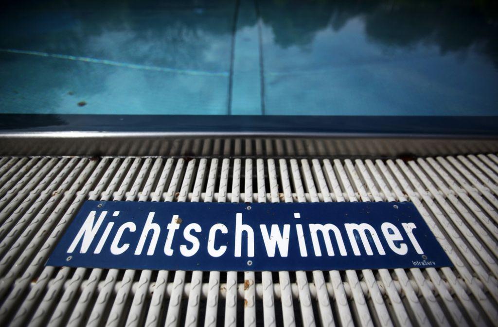 Viele Kinder können nicht schwimmen – in Stuttgart hatte dies jetzt tödliche Folgen Foto: dpa/Symbolbild