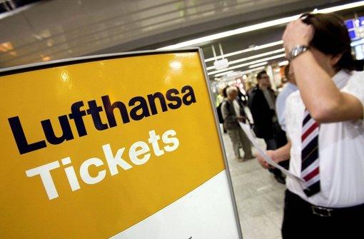 Lufthansa will weiterhin sparen