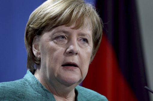Merkels Spielraum ist begrenzt