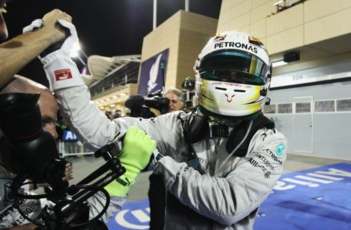 In Bahrain triumphiert Mercedes doppelt