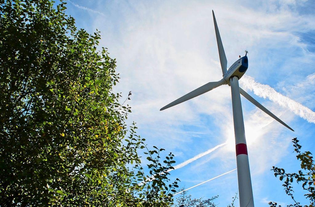Die Windenergie ist für die Stadtwerke Stuttgart ein Gewinnbringer. Foto: Lichtgut/Max Kovalenko