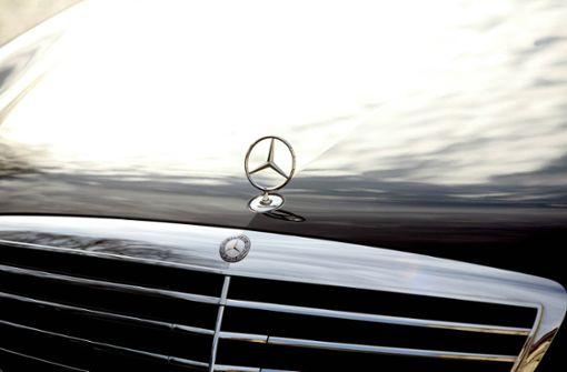 Daimler mit Gewinneinbruch im 1. Quartal