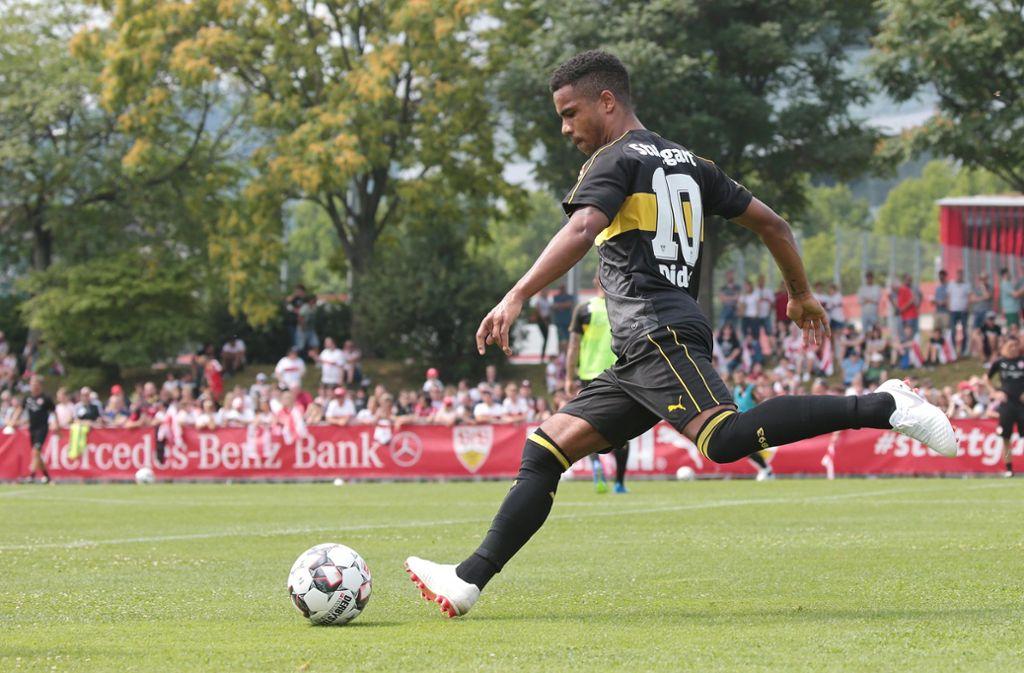 Daniel Didavi ist zurück beim VfB Stuttgart. Foto: Pressefoto Baumann