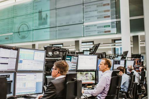 An der Börse Stuttgart finden private Anleger ideale Bedingungen für den Wertpapierhandel vor.
