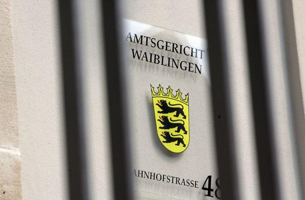 Ein Fellbacher steht wegen Volksverhetzung vor Gericht. Foto: