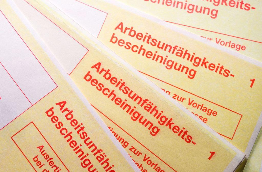 Die Studie beruht auf den Daten von Versicherten der Betriebskrankenkassen. Foto: dpa-tmn/Alexander Heinl