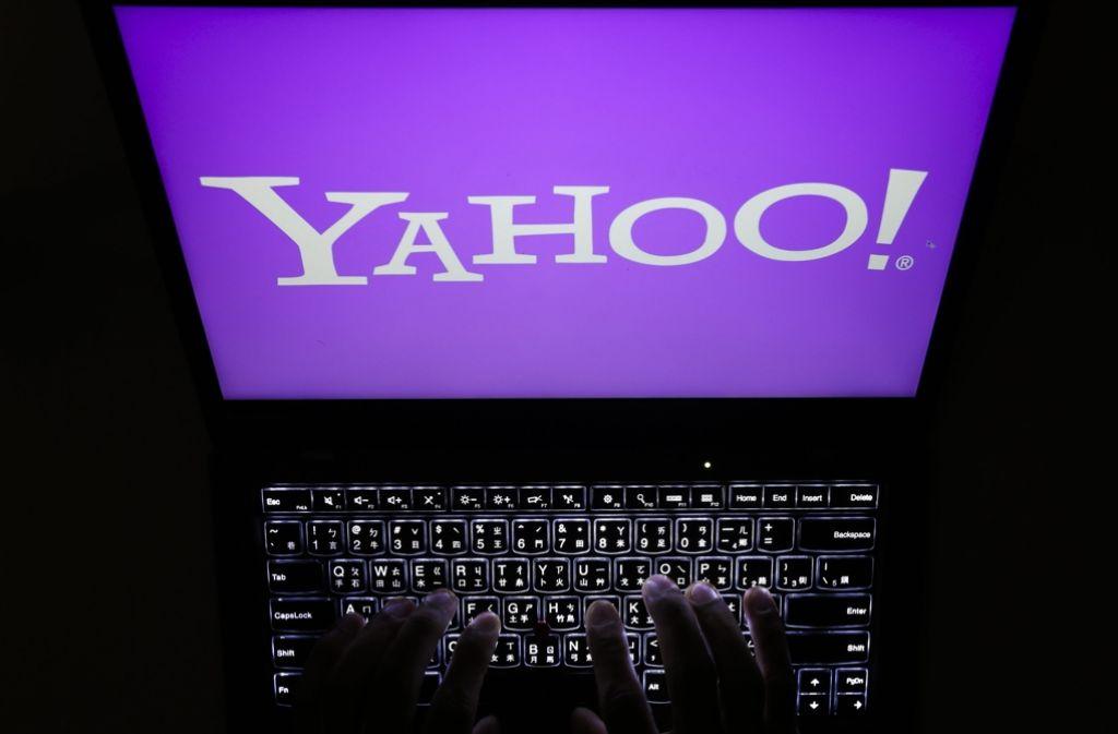Dem Internet-Konzern Yahoo wurden 2014 Informationen zu mindestens einer halben Milliarde Nutzer gestohlen. Foto: dpa