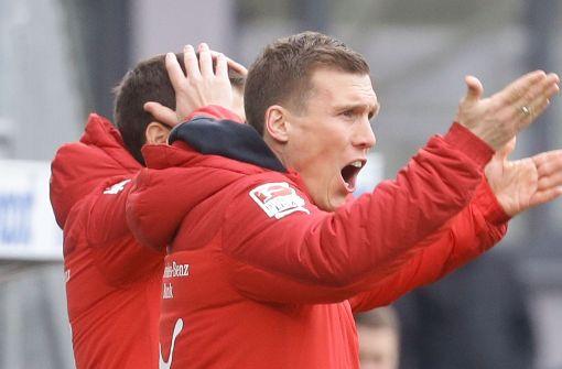 Liveticker: VfB testet gegen Schanzer