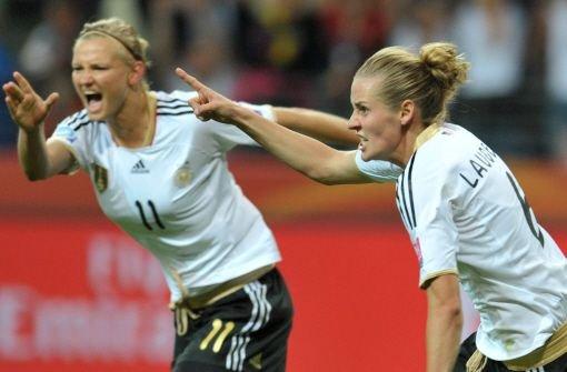 DFB-Frauen im WM-Viertelfinale