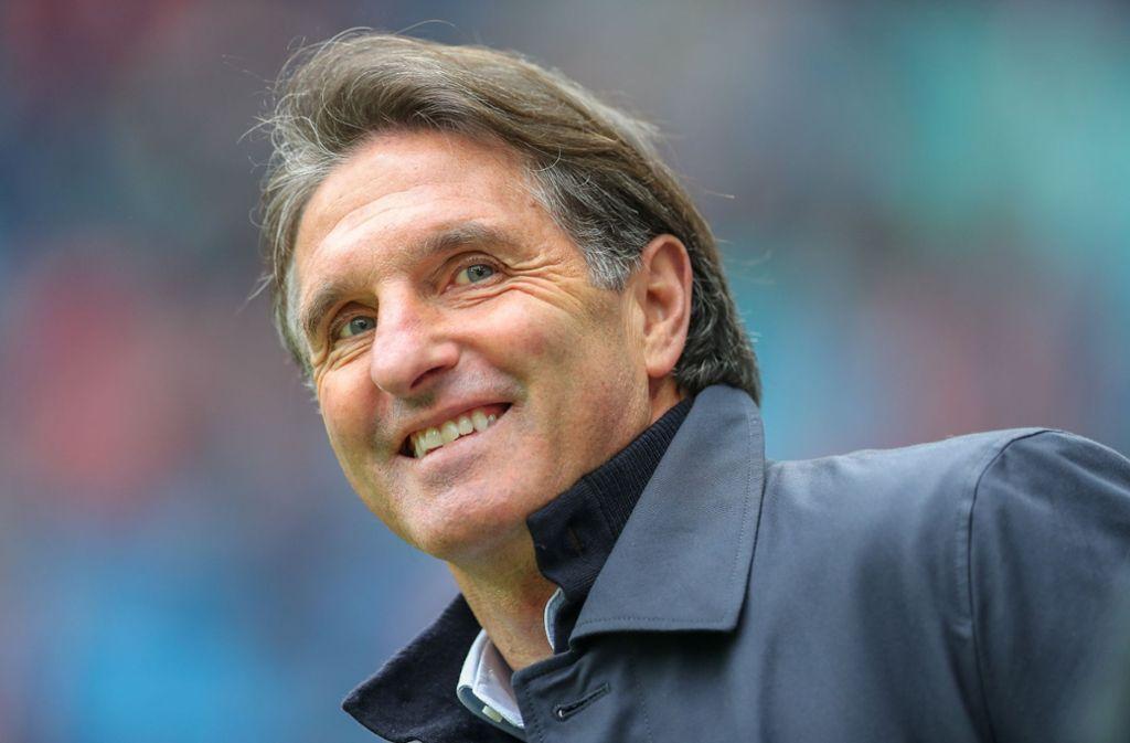 Bruno Labbadia ist zurück in der Fußball-Bundesliga. Foto: dpa/Jan Woitas
