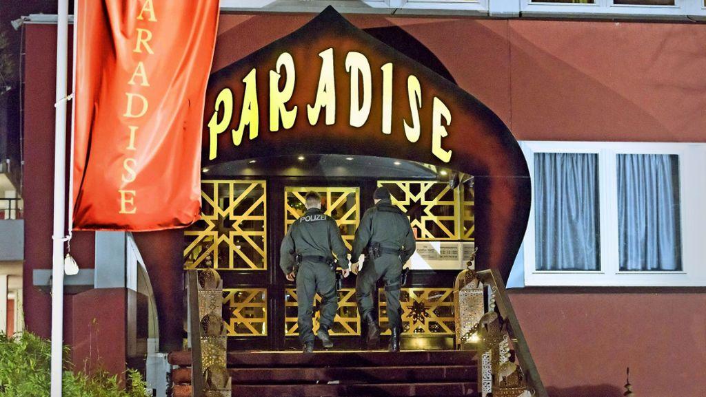 """""""Paradise""""-Geschäftsführer legt Geständnis ab"""