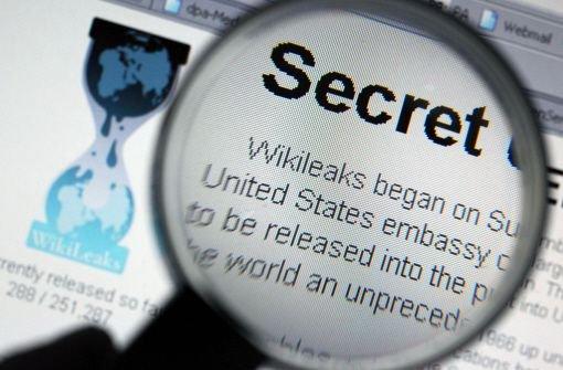 Assange verteidigt Veröffentlichung