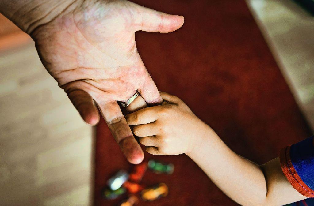 Eltern mit und ohne Behinderung sind eine feste Größe für Kinder Foto: Lichtgut/Ecker