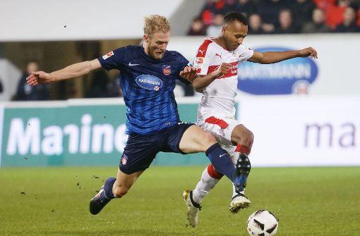 VfB testet gegen Heidenheim