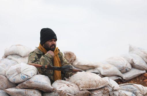 Türkische Truppen marschieren in Region Afrin ein