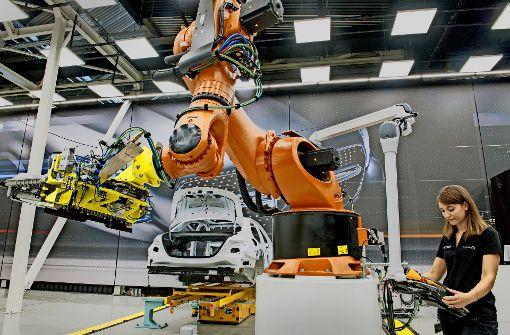Vierte industrielle Revolution in vollem Gang