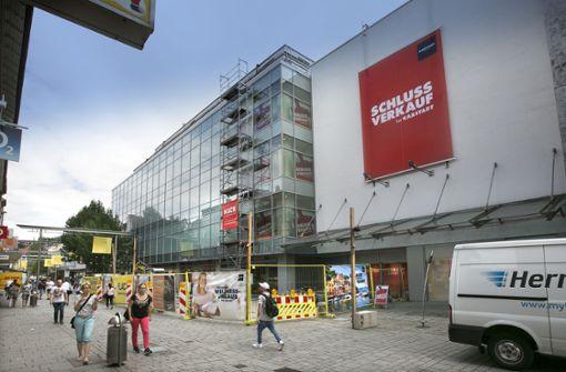 Esslinger Ratschef kämpft für Karstadt-Erhalt