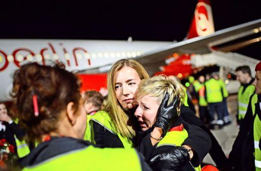 Was von Air Berlin übrig geblieben ist