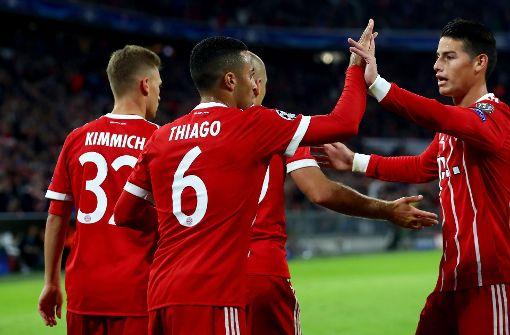Bayern besiegen Anderlecht zum Auftakt