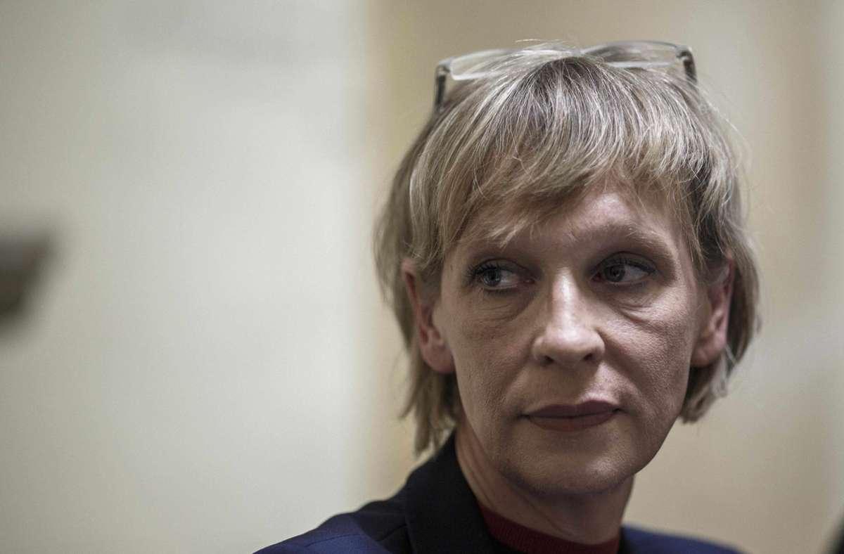 Schaut besorgt in die Zukunft: Christina Haak, Vizepräsidentin des Deutschen Museumsbundes Foto: dpa/Carsten Koall