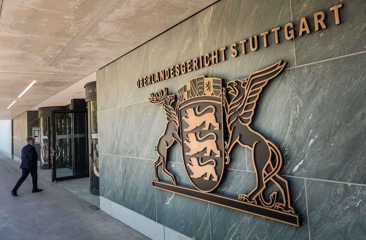 Das Oberlandesgericht Stuttgart hat im Falle eines früheren PKK-Mitglieds ein Urteil gefällt. (Archivbild) Foto: Lichtgut/Lichtgut/Max Kovalenko