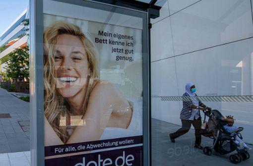 Welche Werbung ist akzeptabel im öffentlichen Raum?