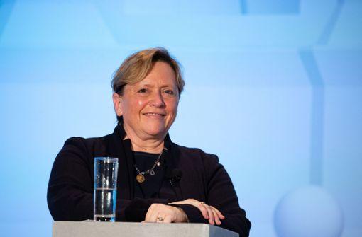 Susanne Eisenmann bleibt ihrer Corona-Linie treu