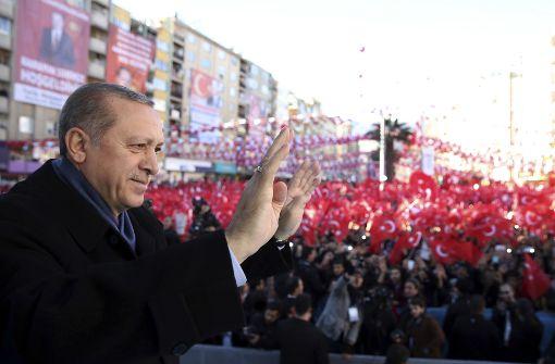 Kommt Erdogan zum Wahlkampf nach Deutschland?