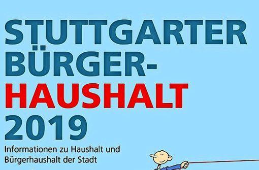 Die Wünsche der Stuttgarter sind gefragt