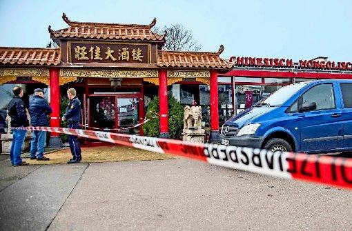 """Die Kripo hält  den """"Asia-Mord"""" für aufgeklärt"""