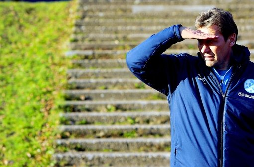 Guido Buchwald spielt am Samstag mit den Kickers gegen Darmstadt. Foto: Baumann