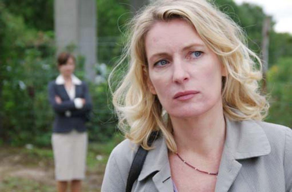 Charlotte Lindholm (Maria Furtwängler) ermittelt in einem norddeutschen Dorf. Foto: ARD