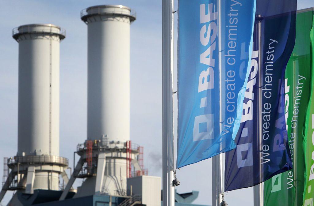 Der Chemiekonzern aus Ludwigshafen investiert kräftig in seinen Produktionsstandort in Belgien. Foto: AFP/DANIEL ROLAND