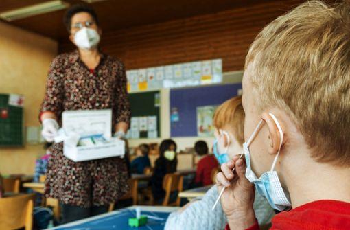 Land plant Testpflicht an Schulen