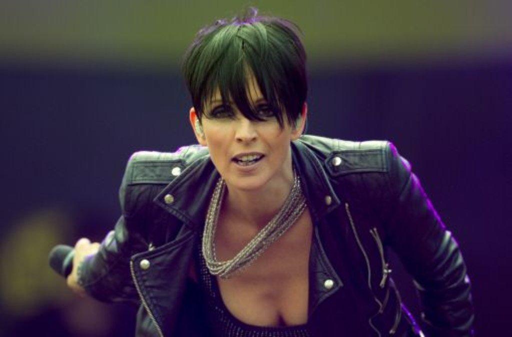 Nach drei Staffeln hat Nena genug von The Voice of Germany. Foto: dpa