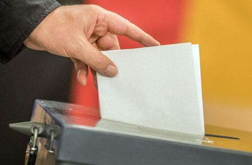 Über 60 Millionen Deutsche sind zur Wahl aufgerufen